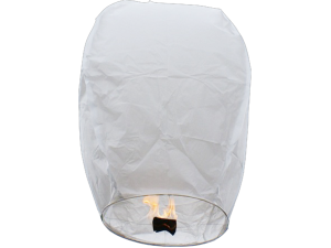 We sell ONLY premium Sky Lanterns